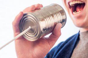 Duidelijk communiceren